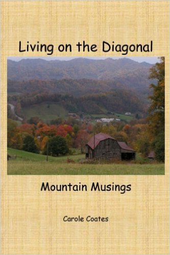 Living on the Diagonal cover