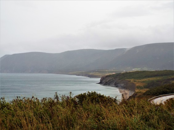cabot trail shore